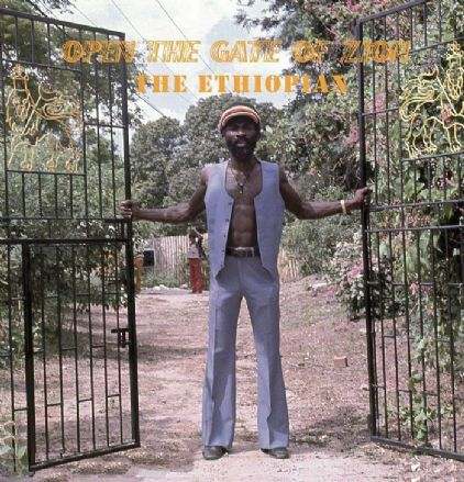 Ethiopian - Open The Gate Of Zion (GG's / Jamaican Art)  LP